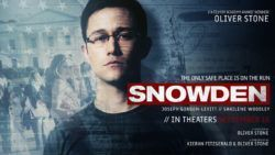 «SNOWDEN» by Oliver Stone